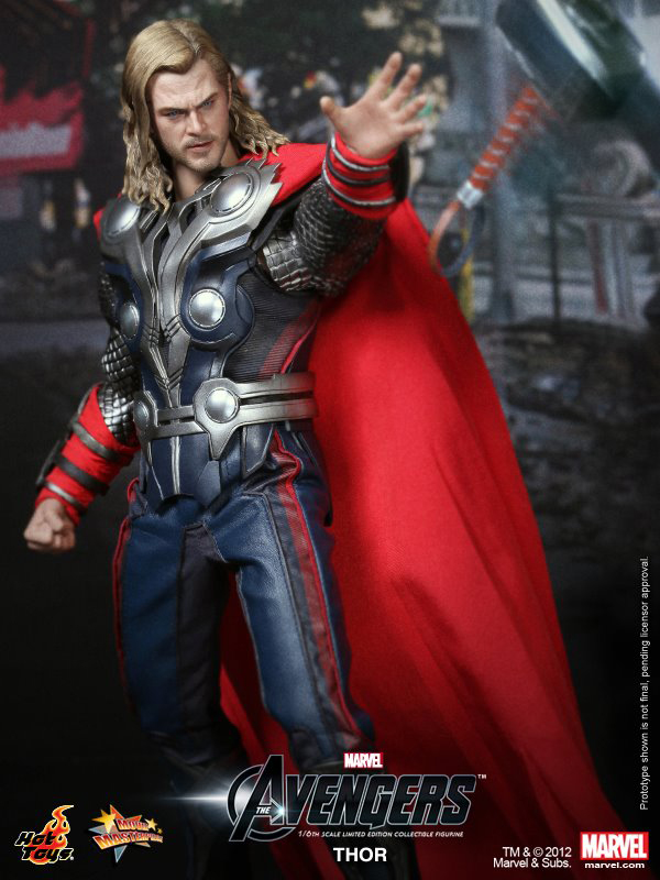 Preview | Hot Toys: Thor (13)