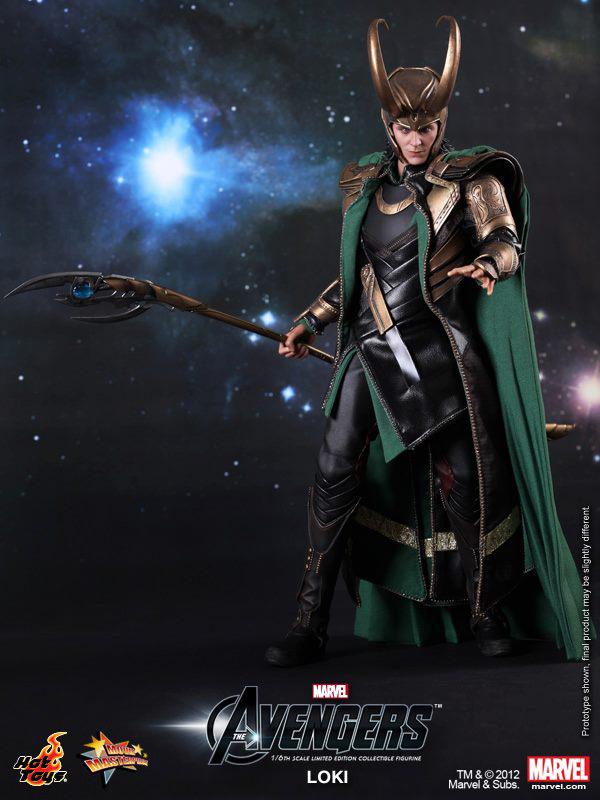 Preview | Hot Toys: Loki (12)