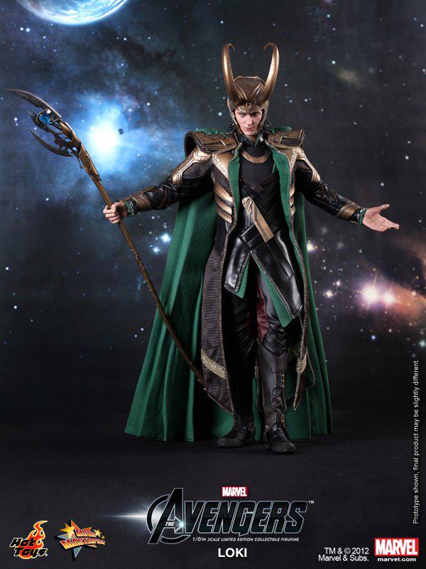 Preview | Hot Toys: Loki (11)