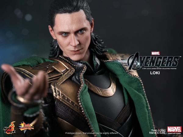 Preview | Hot Toys: Loki (9)