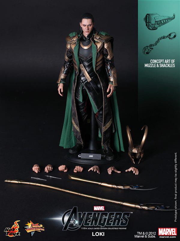 Preview | Hot Toys: Loki (8)