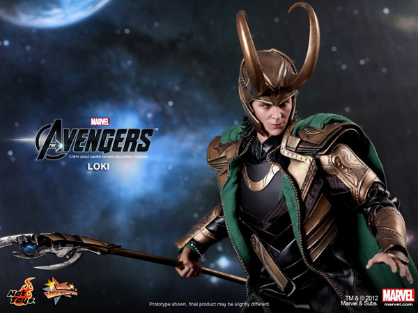 Preview | Hot Toys: Loki (7)