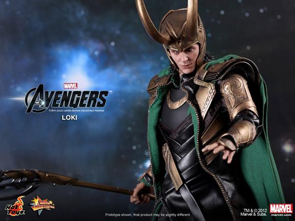 Preview | Hot Toys: Loki (6)