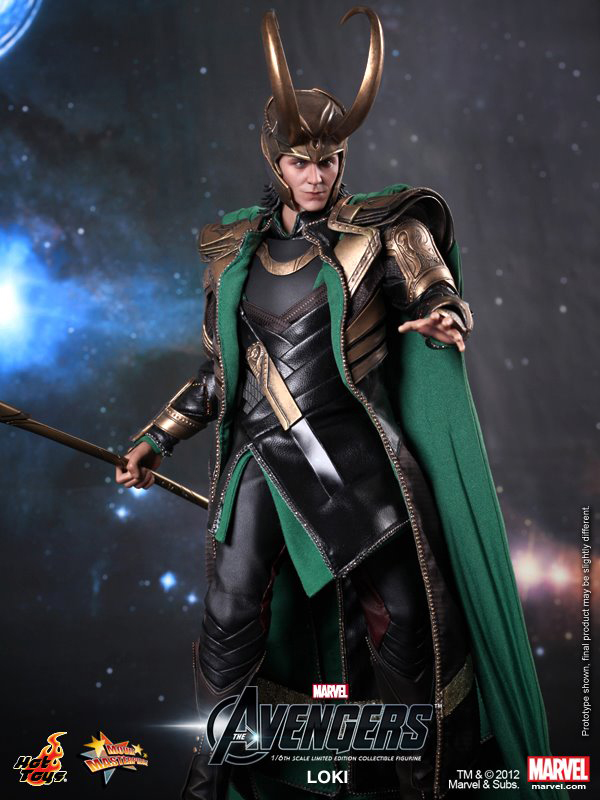 Preview | Hot Toys: Loki (5)