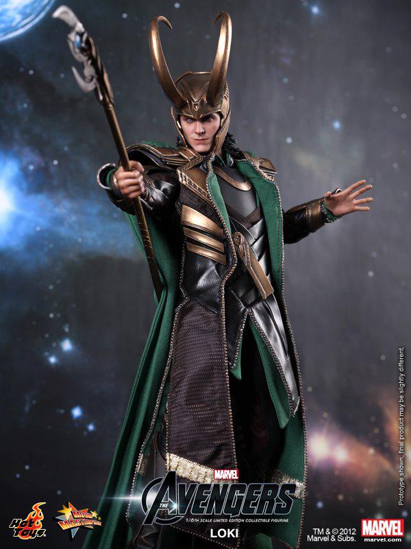 Preview | Hot Toys: Loki (4)