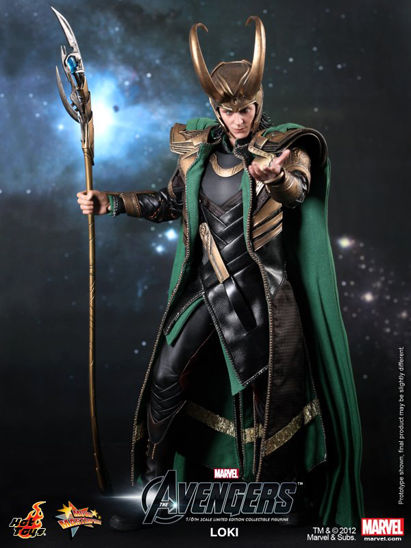 Preview | Hot Toys: Loki (3)