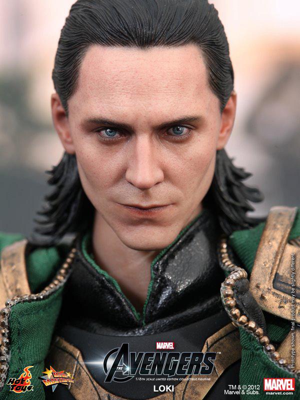 Preview | Hot Toys: Loki (2)
