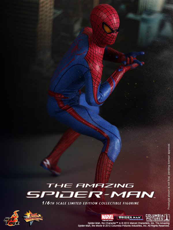 Preview | Hot Toys: Amazing Spiderman (2)