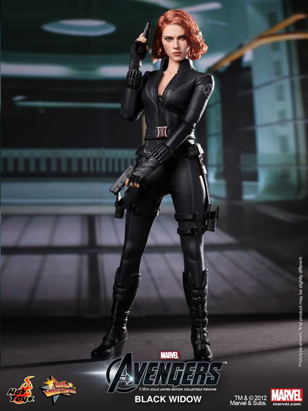 Preview | Hot Toys: Black Widow (16)