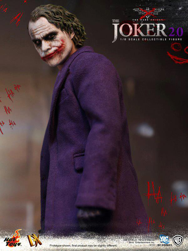 Preview | Hot Toys: The Joker 2.0 (8)