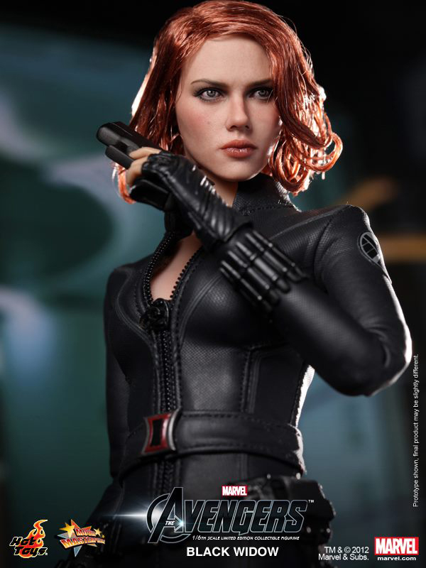Preview | Hot Toys: Black Widow (14)