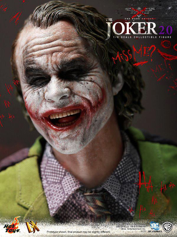 Preview | Hot Toys: The Joker 2.0 (13)
