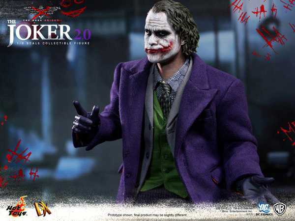 Preview | Hot Toys: The Joker 2.0 (15)