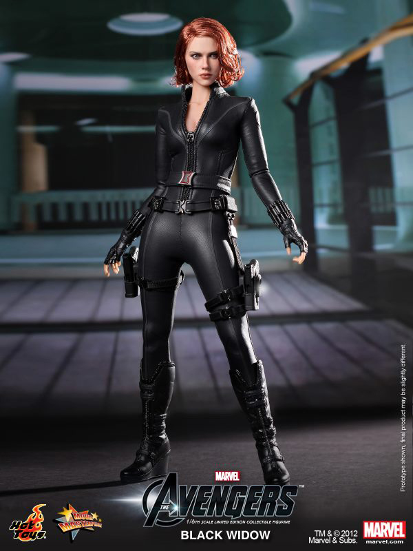 Preview | Hot Toys: Black Widow (11)