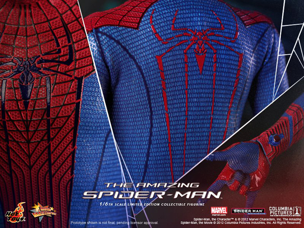 Preview | Hot Toys: Amazing Spiderman (6)