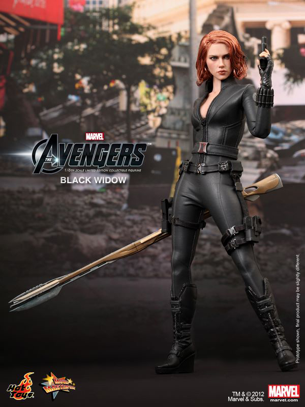 Preview | Hot Toys: Black Widow (9)