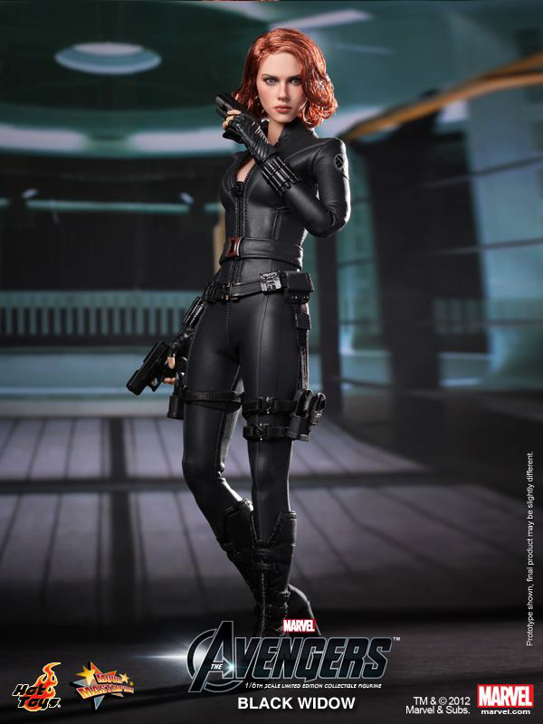 Preview | Hot Toys: Black Widow (8)