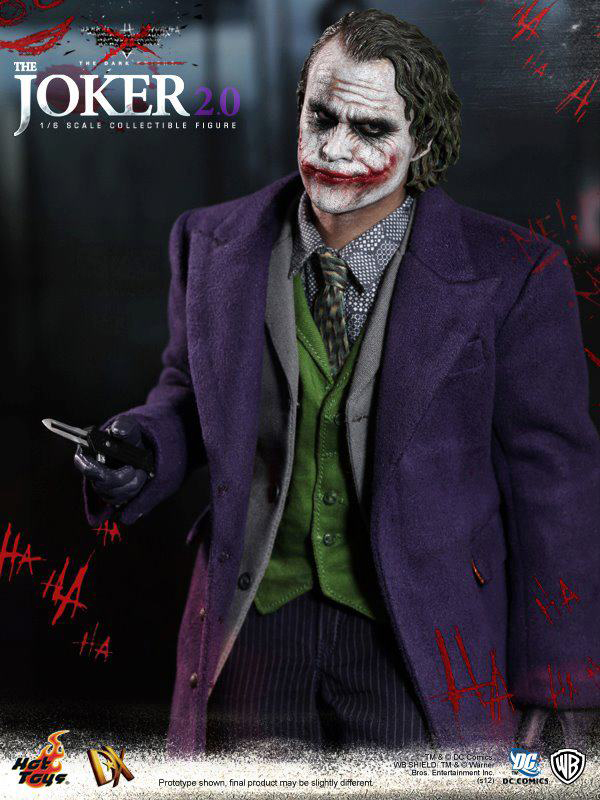 Preview | Hot Toys: The Joker 2.0 (1)