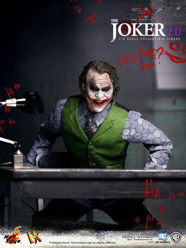 Preview | Hot Toys: The Joker 2.0 (17)
