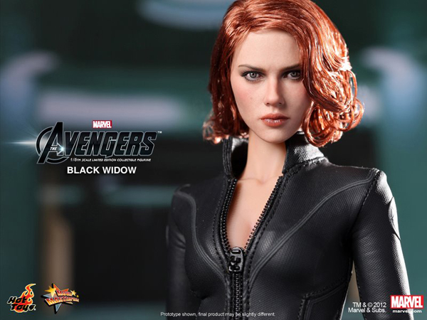 Preview | Hot Toys: Black Widow (4)