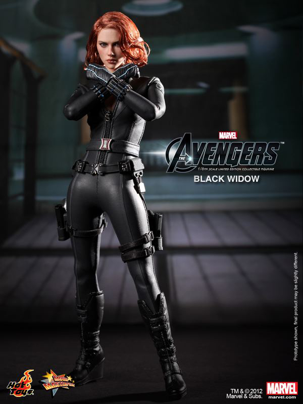 Preview | Hot Toys: Black Widow (3)