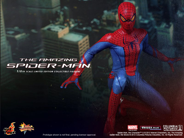 Preview | Hot Toys: Amazing Spiderman (16)