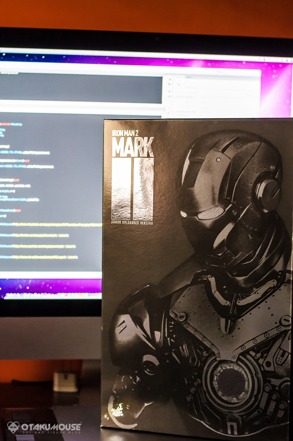 Hot Toys Mark 2 Armor Unleashed Get! (3)