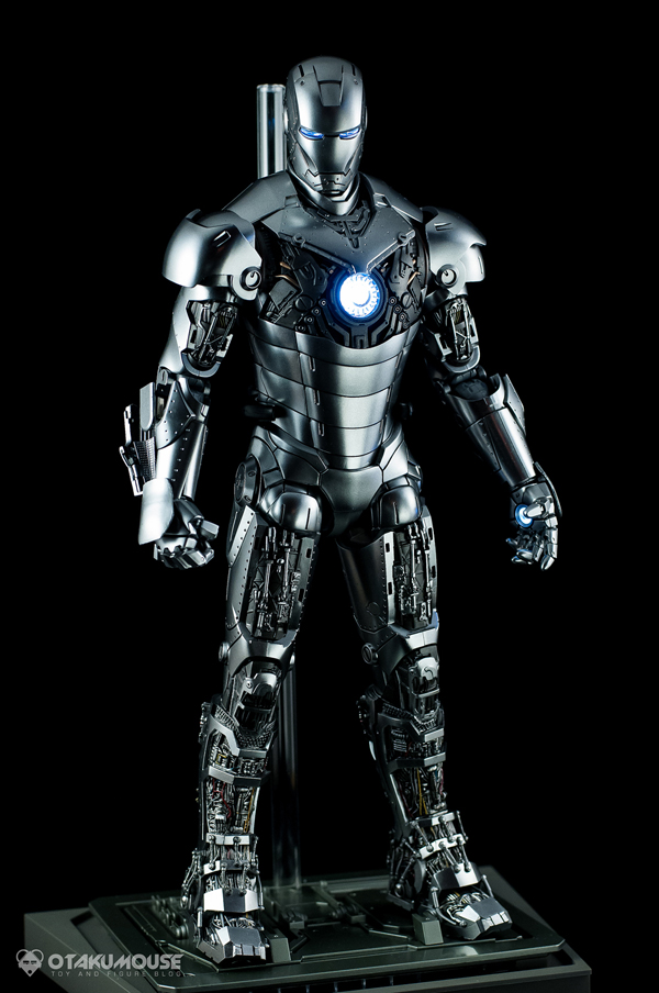 Hot Toys Mark 2 Armor Unleashed Get! (2)