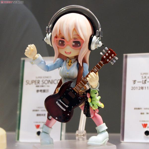 Wonder Festival 2012 | Summer: GSC Nendoroids (5)