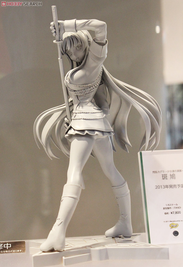 Wonder Festival 2012 | Summer: GSC / MF Scale Figures & Figmas (65)