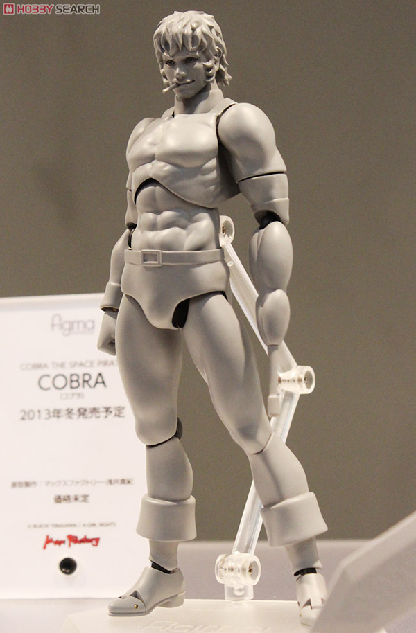 Wonder Festival 2012 | Summer: GSC / MF Scale Figures & Figmas (52)