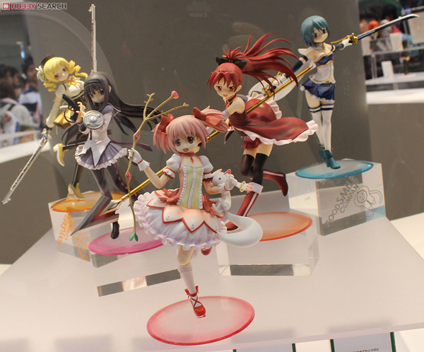 Wonder Festival 2012 | Summer: GSC / MF Scale Figures & Figmas (80)