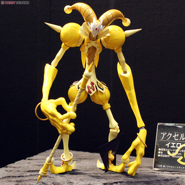 Wonder Festival 2012 | Summer: GSC / MF Scale Figures & Figmas (16)