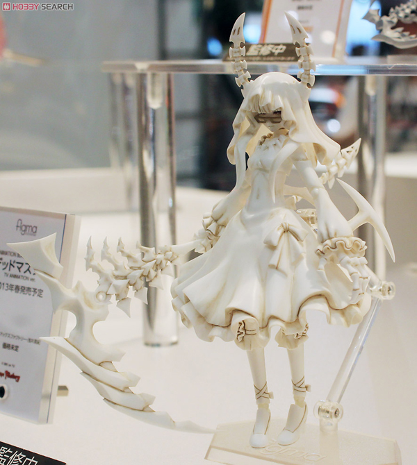 Wonder Festival 2012 | Summer: GSC / MF Scale Figures & Figmas (11)
