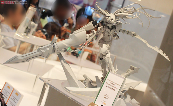 Wonder Festival 2012 | Summer: GSC / MF Scale Figures & Figmas (10)
