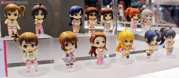 Wonder Festival 2012 | Summer: GSC Nendoroids (45)