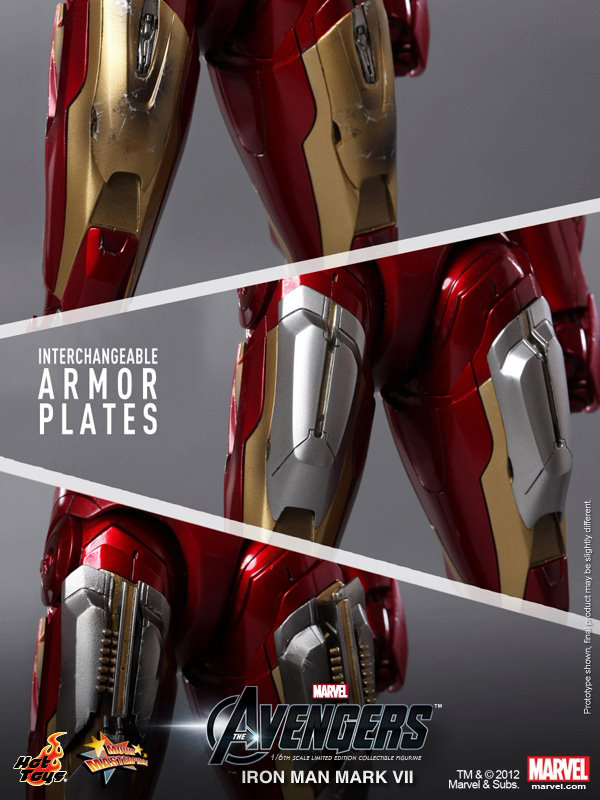 Preview | Hot Toys: Ironman Mark VII (17)