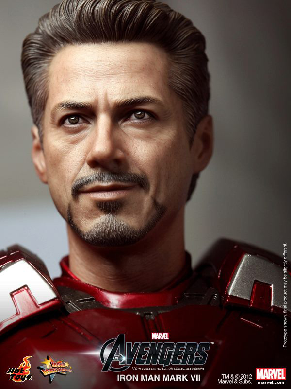 Preview | Hot Toys: Ironman Mark VII (14)