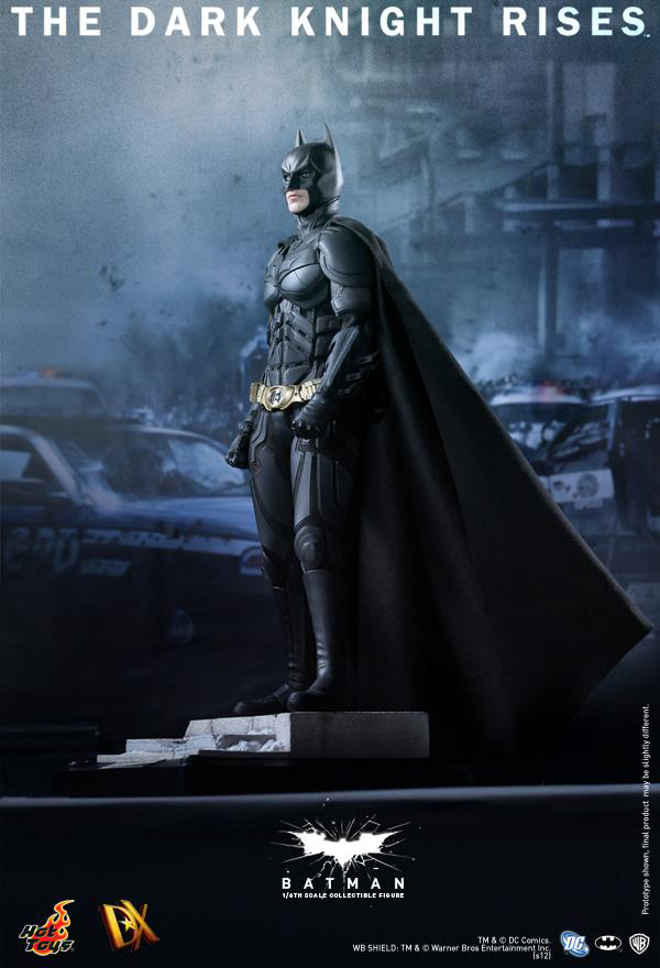 Preview | Hot Toys: Batman (Dark Knight Rises) (11)