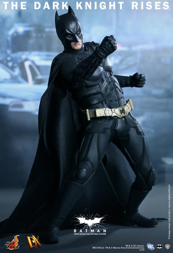 Preview | Hot Toys: Batman (Dark Knight Rises) (2)