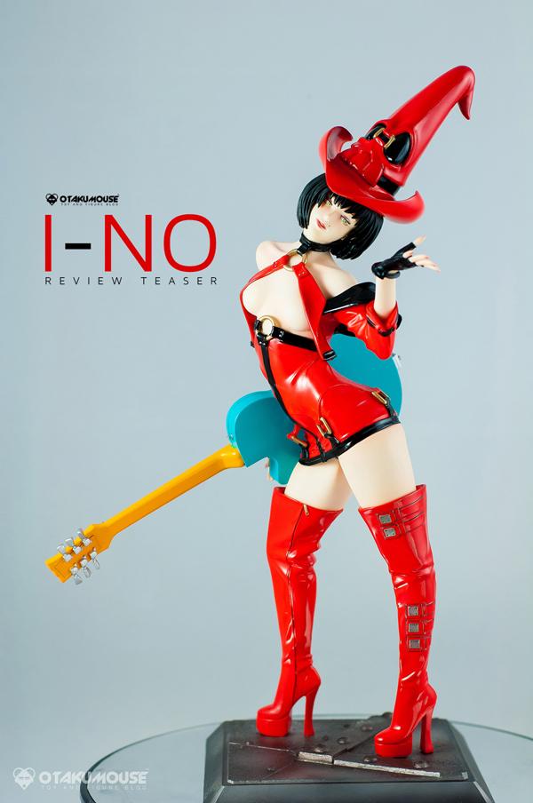 Review Teaser | Max Factory: I-NO (2)