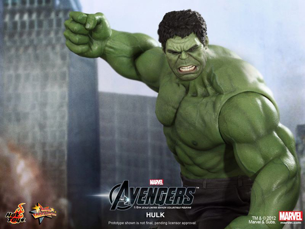Preview | Hot Toys: Hulk (15)