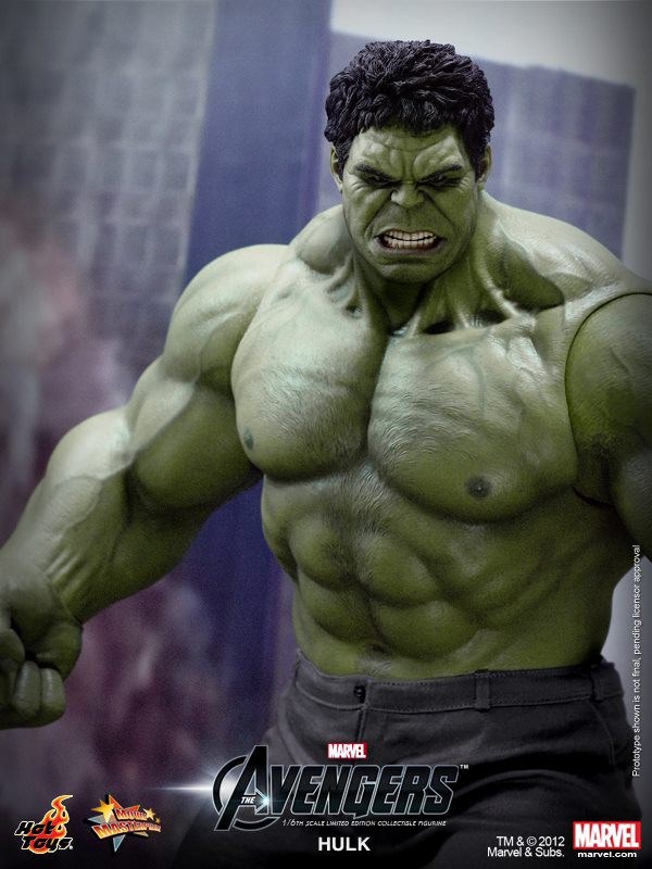 Preview | Hot Toys: Hulk (12)