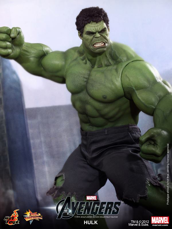 Preview | Hot Toys: Hulk (11)