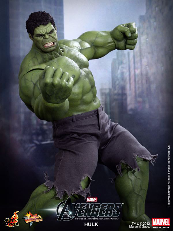Preview | Hot Toys: Hulk (10)
