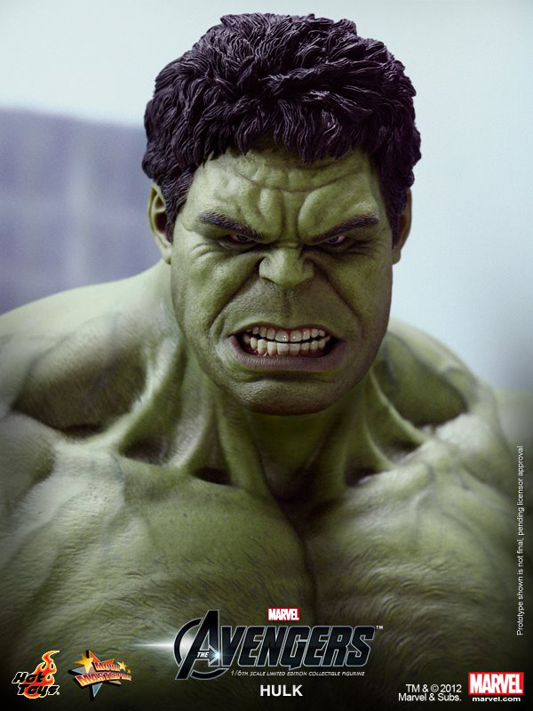 Preview | Hot Toys: Hulk (3)