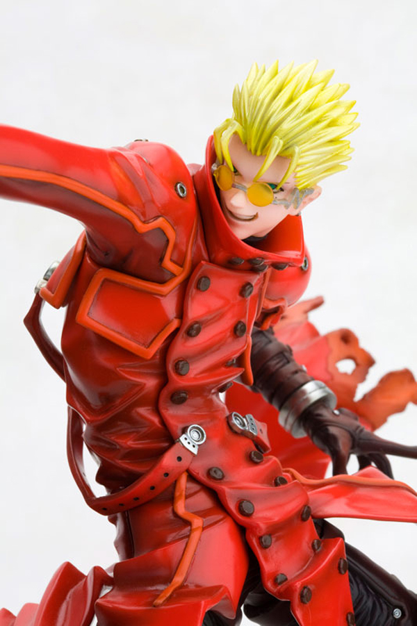 Preview | Kotobukiya: Vash The Stampede (10)