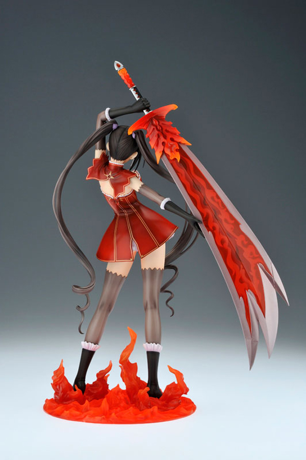 Preview | Kotobukiya: Sakuya (Crimson Mode) (3)