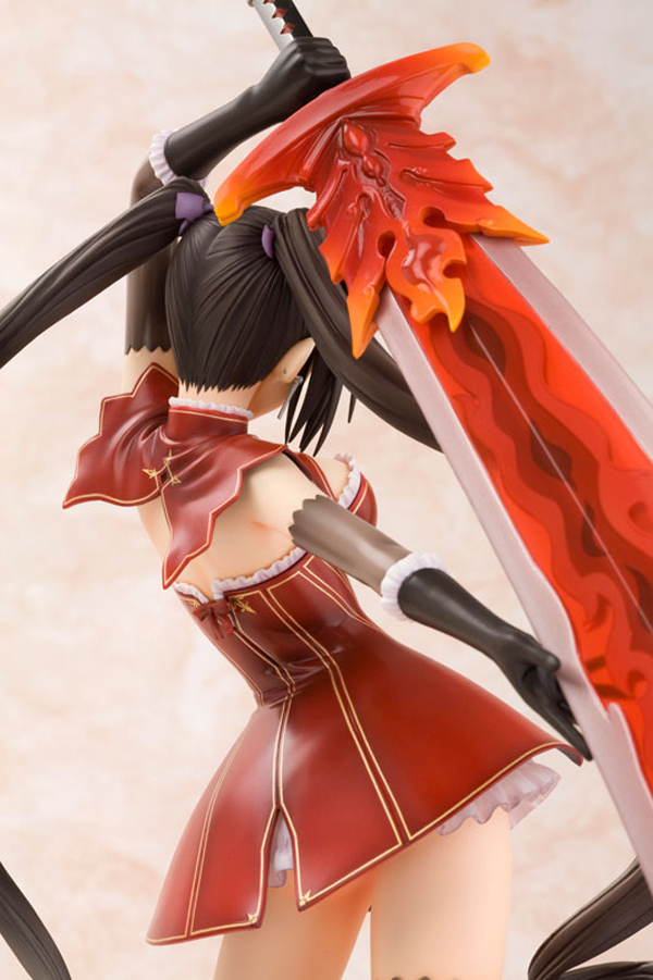 Preview | Kotobukiya: Sakuya (Crimson Mode) (9)