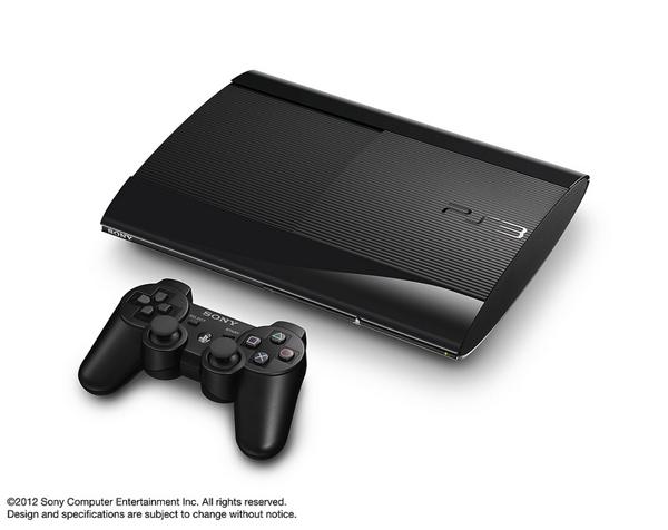 New PS3 Model Debuted At TGS (1)